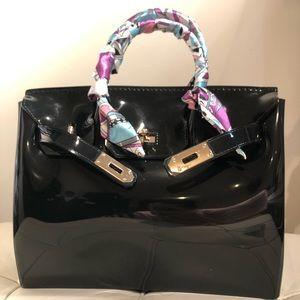 Jelly PVC Handbag